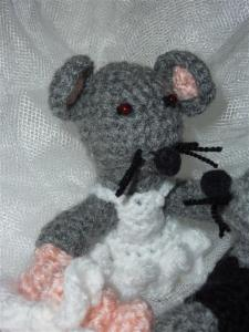 bride & groom mice (3)