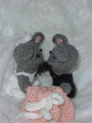 bride & groom mice (4)